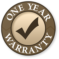 one year warranty for refrigerator repair services 77064